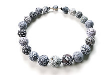 Big Bead Necklace 161 by David Forlano and Steve Ford (Jewelry Necklaces)