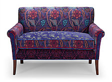 Salon Settee in Concord by Mary Lynn O'Shea (Upholstered Settee)