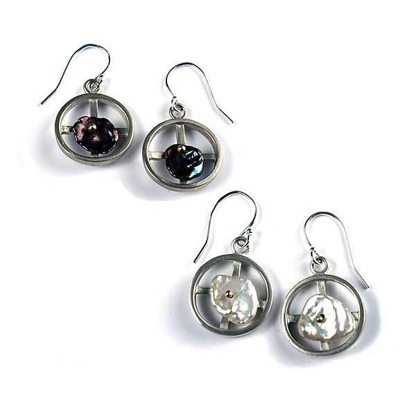 Pearls in Motion Earrings