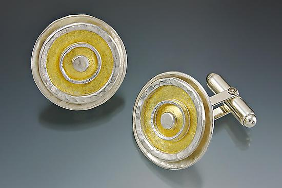 Sunrise Cuff Links