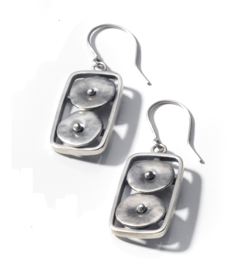 Geometrics in Motion Earrings