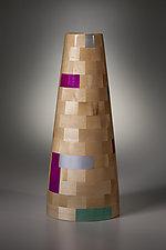 Echo Valley by Joel Hunnicutt (Wood Sculpture)
