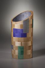 Rainmaker by Joel Hunnicutt (Wood Sculpture)