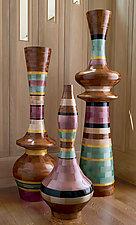 Black Hills Series by Joel Hunnicutt (Wood Sculpture)