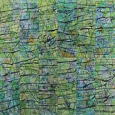 Acadia Suite by Nelda Warkentin (Fiber Wall Hanging)