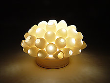 Barnacles Mini Light by Lilach Lotan (Ceramic Table Lamp)