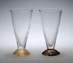 Apertif Glasses by Tom Stoenner (Art Glass Glasses)