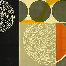 Rotate 1 by Mary Margaret Briggs (Giclee Print)