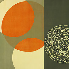 Rotate 2 by Mary Margaret Briggs (Giclee Print)