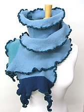 Shannon Scarf by Sonya Mackintosh (Knit Scarf)
