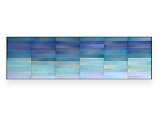 Sea by Robert A. Brown and Anne Moran (Metal Wall Sculpture)