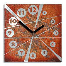 Progress by Robert Rickard (Metal Clock)