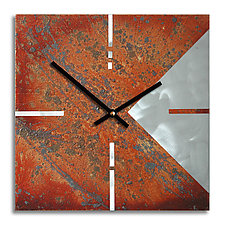 Verge by Robert Rickard (Metal Clock)