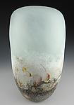 Landscapes: Mist by Daniel Scogna (Art Glass Vessel)
