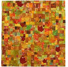 Sugar Maple by Catherine Kleeman (Fiber Wall Hanging)