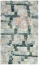 Moonshadow I by Catherine Kleeman (Fiber Wall Hanging)