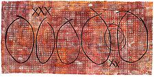 Circular Reasoning by Catherine Kleeman (Fiber Wall Hanging)