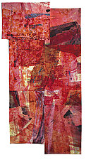 Ritual Cloth II by Joanie San Chirico (Fiber Wall Hanging)