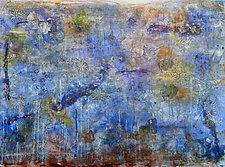 Bloom #4 by Joanie San Chirico (Acrylic Painting)