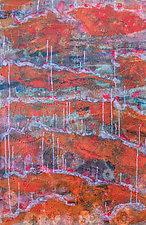 Surge #5 by Joanie San Chirico (Acrylic Painting)