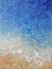 Splash by Marlene Sanaye Yamada (Acrylic Painting)