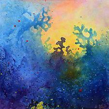 Adventurous Eve 2 by Marlene Sanaye Yamada (Acrylic Painting)
