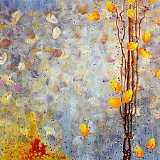 Cozy Inside by Marlene Sanaye Yamada (Acrylic Painting)