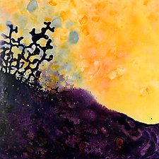 Enchanted Eve by Marlene Sanaye Yamada (Acrylic Painting)
