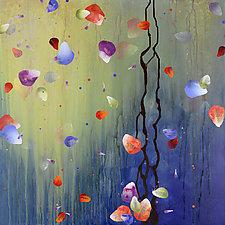 Adrift VI by Marlene Sanaye Yamada (Acrylic Painting)