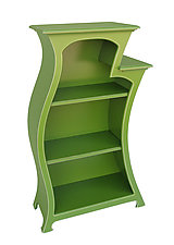 Bookcase No.2 by Vincent Leman (Wood Bookcase)