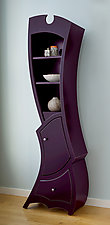 Provision Cabinet by Vincent Leman (Wood Cabinet)