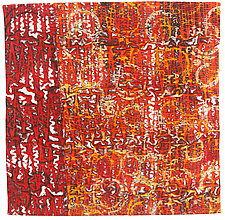 Fire by Catherine Kleeman (Fiber Wall Hanging)