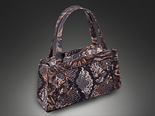 Myrna by Michelle  LaLonde  (Leather Purse)