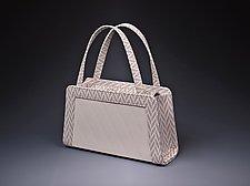 Myrna Handbag by Michelle  LaLonde  (Leather Purse)