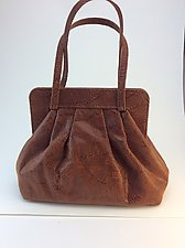 Fiona Handbag by Michelle  LaLonde  (Leather Purse)