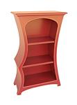 Bookcase No.8 by Vincent Leman (Wood Bookcase)