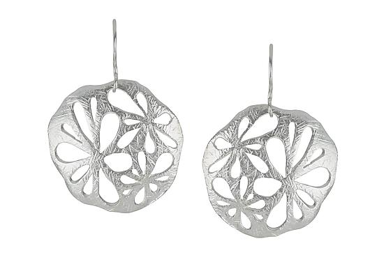 Large Flora Earrings
