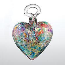 Avalon by Bryce Dimitruk (Art Glass Ornament)