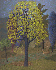 The Golden Tree by Jane Troup (Giclee Print)