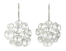 Multi Pod Earrings by Sarah Richardson (Gold Earrings)