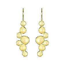 Medium Milkyway Earrings in Gold by Sarah Richardson (Gold & Silver Earrings)