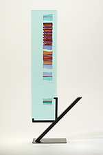 Spring Carpet I by Alicia Kelemen (Art Glass Sculpture)