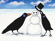 Winter Wonderland by Kamilla White (Giclee Print)