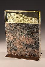 Diffusion by William Zweifel (Art Glass Sculpture)