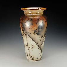 Horsehair Jar by Lance Timco (Ceramic Vessel)