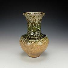 Stoneware Pottery Vase II by Lance Timco (Ceramic Vase)