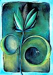 Dragonfly by Rachel Tribble (Giclee Print)