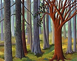 The Madrone Tree by Jane Troup (Giclee Print)