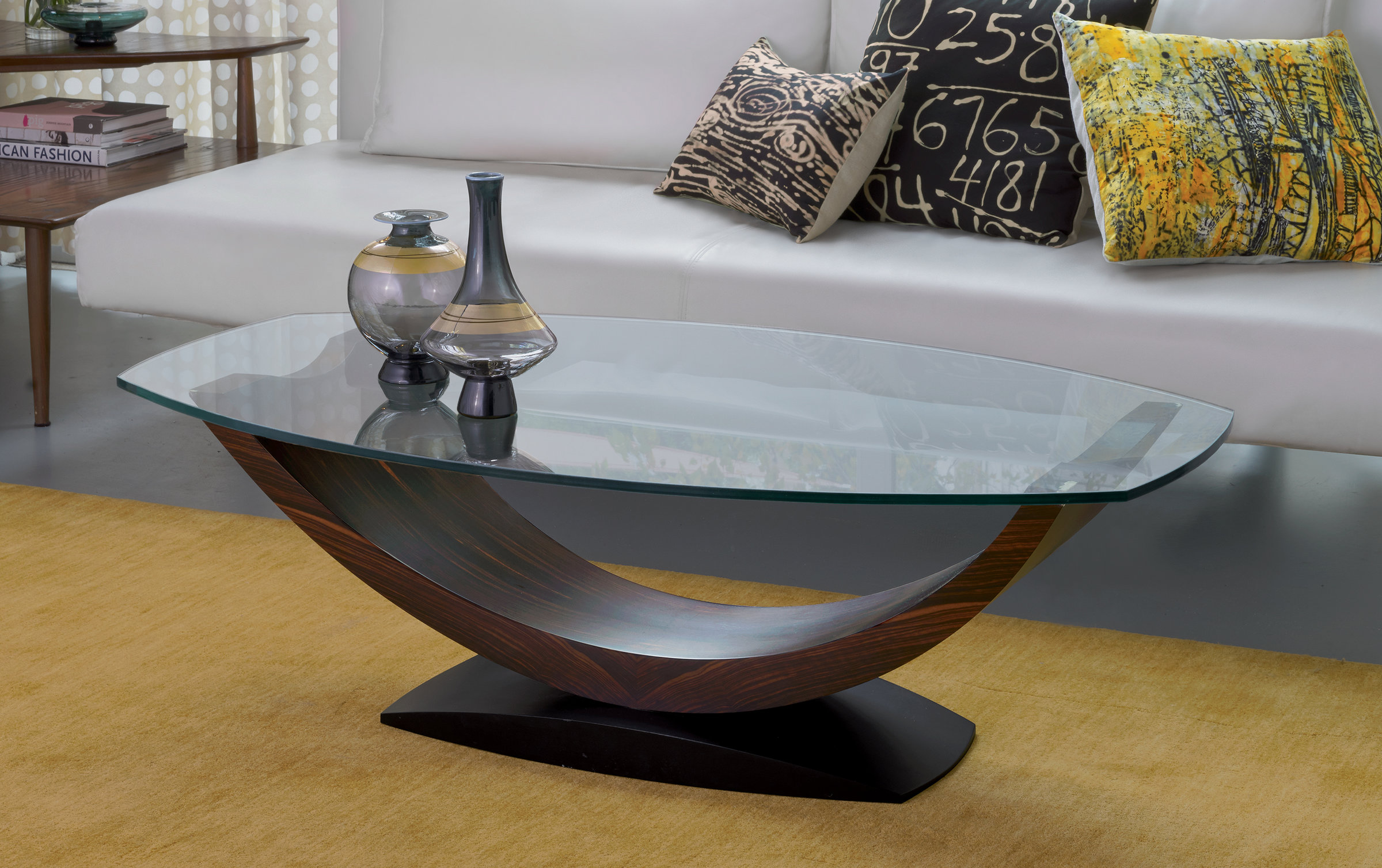 Coffee Tables Made by Furniture Artists