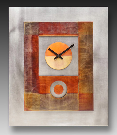 Blocked In Pendulum Clock